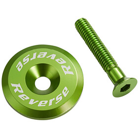 Reverse Headset cap green